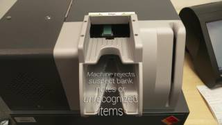 Secure Note Deposit Machine - SDM500