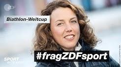 Eure Fragen an Laura Dahlmeier | Biathlon-Weltcup - ZDFsport