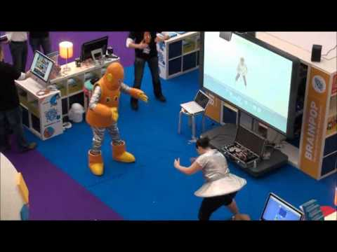5aday Fitness Robot vs Brain POP Robot Moby