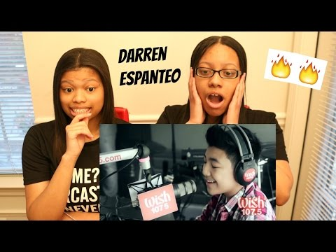 Darren Espanto  - Chandelier (Sia) LIVE Cover| Reaction