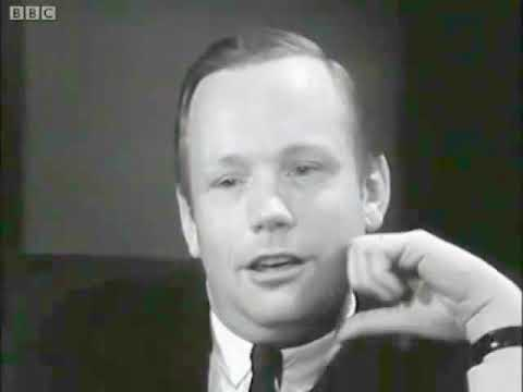 Copy of Neil Armstrong interview, BBC 1970