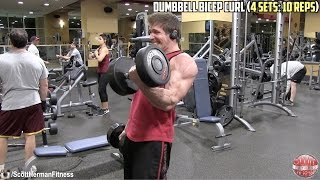 Biceps & Triceps - NO EXCUSES - Muscle Building Workout!