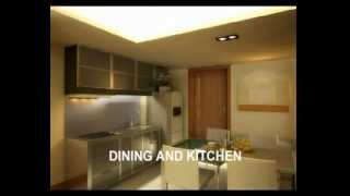Fully Furnished 1-bedroom  Unit At Avida Towers Makati West