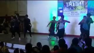 Wild Crownz @ Pozorrubio Got Talent 2014