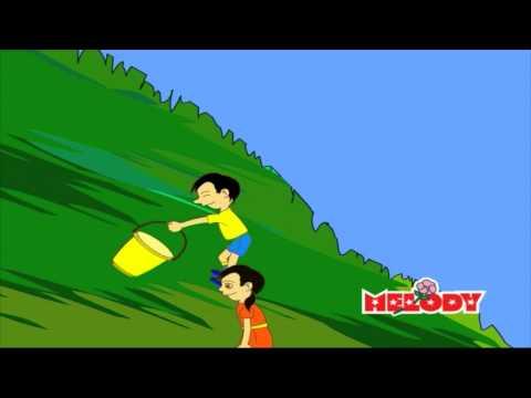 Jack & Jill | Nursery Rhymes for Kids |...