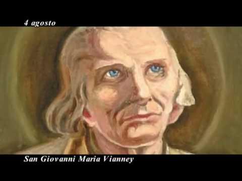 Il Santo Del Giorno San Giovanni Maria Vianney