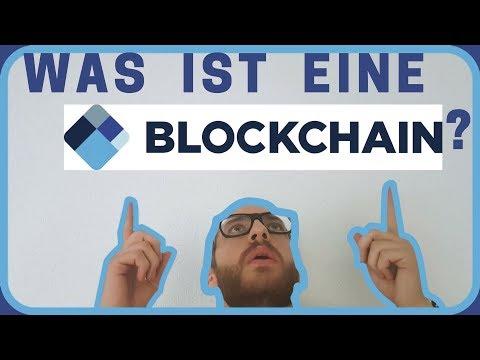 BLOCKCHAIN - Was ist eine Blockchain? Verständlich erklärt!