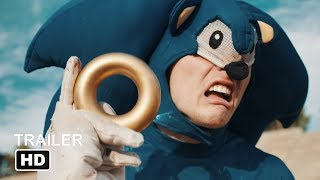 Sonic The Hedgehog Trailer... but better