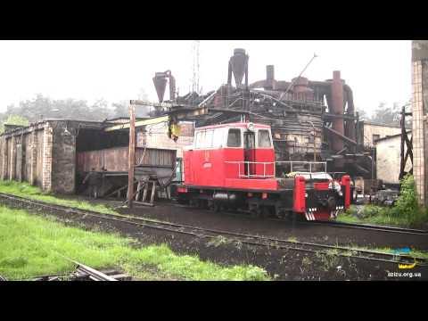 Смига, торфовозная УЖД / Smyga industrial peat narrow gauge railway