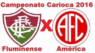 Fluminense vs America RJ full match