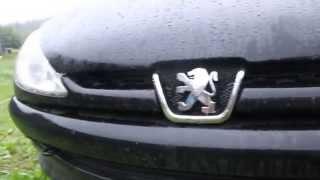Ремонт торсионной подвески Peugeot 206(, 2015-07-11T00:48:33.000Z)