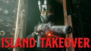 Solo Warlord Infiltrates CĮan Island - Rust