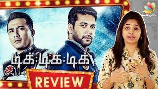TIK TIK TIK Movie Review by Vidhya | Jayam Ravi, Nivetha Pethuraj