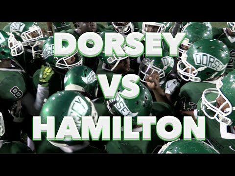 Dorsey vs Hamilton : UTR HighlightMix 2014