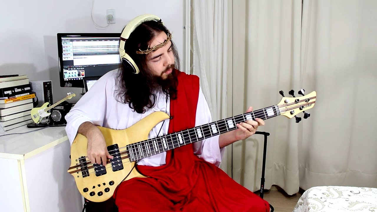 grand-funk-railroad-greed-of-man-bass-cover-jesus-funky-christ