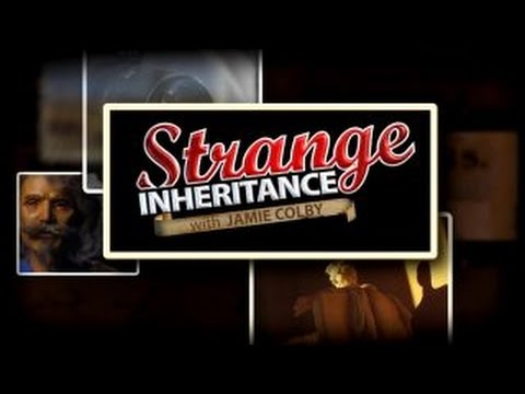 Get an inside look at season three of Strange Inheritance with Jamie Colby
