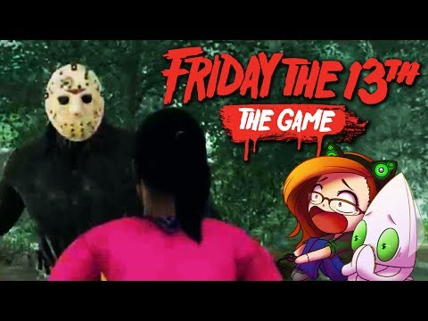 Friday The 13th: The Game - SECOND CHANCES & REGRETS (Robot College Chaos) ~Counselor Gameplay~