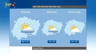 RTF.1-Wetter 03.10.2021