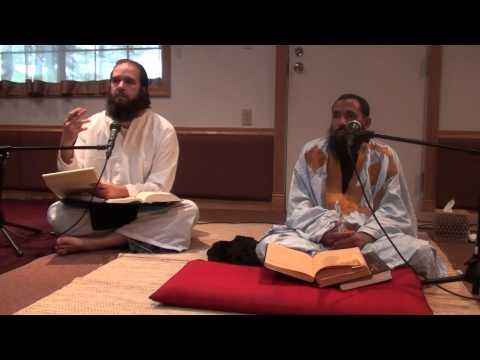 Shaykh Salek - Tafsir of Surah Al-Hujurat (The Chambers) Part 2 of 5