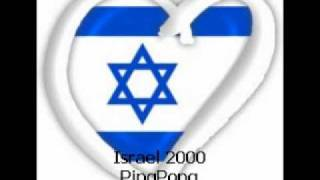 Eurovision Song Contest 2000 - Israel
