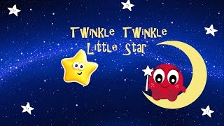 Twinkle Twinkle Little Star | Kids songs | Picaboo