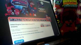 Moshi Monsters Tutorial- How To Subscribe To Moshi Magazine And Get Dustbin Beaver!