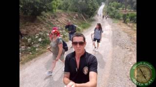Gambar cover Mersin Çeşmeli Sinap Köyü Gezintisi  Gizemli Rotalar Kulübü Doğa Yürüyüşü Trekking Doğayı Seviyoruz-