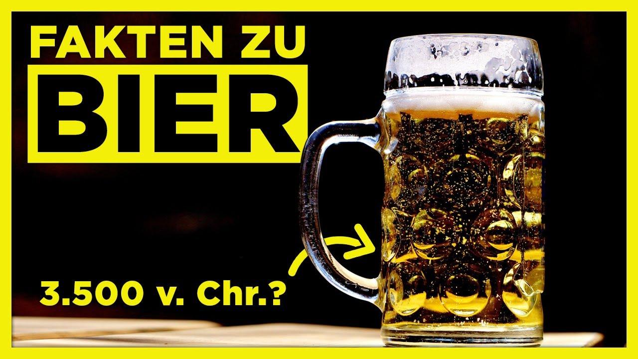 5 schnelle Fakten über Bier