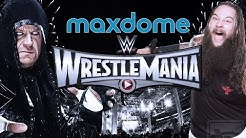 [BEENDET] WWE WRESTLEMANIA 31 VERLOSUNG: Gewinne 1 von 3 Maxdome-Gutscheincodes + T-Shirts!