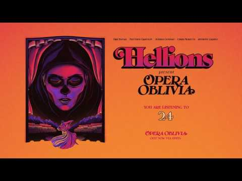 Hellions - Opera Oblivia [Full Album Stream]
