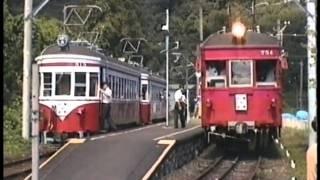 *旧型電車* 名古屋鉄道谷汲線 ≪モ510 ≫