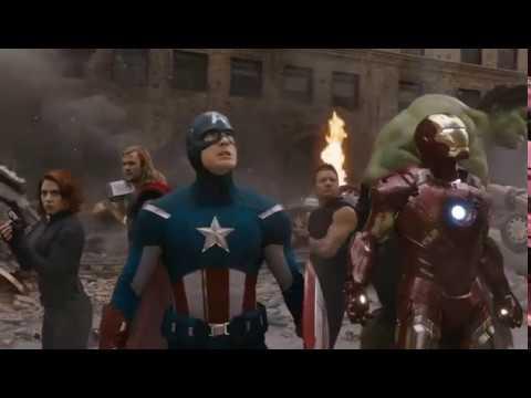 Avengers Infinity War Mashup - With Song Main Hoon