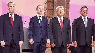 SEGUNDO DEBATE PRESIDENCIAL- 20 DE MAYO- 2018