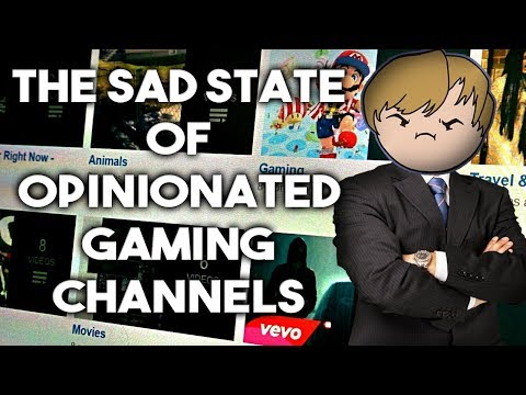 The Sad State Of Opinionated Gaming Channels - 5 AM Ramble