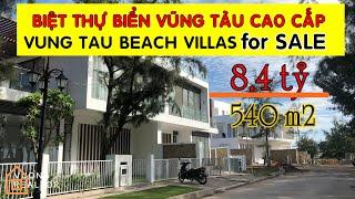 Bán biệt thự biển Vũng Tàu - Vung Tau beach villas for sale ★Vuong Realtor