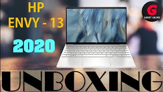 HP Envy 13 - 2020 Unboxing Initial Impressions