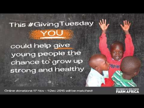 Grow a brighter future this #GivingTuesday