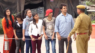 Making and On Shoot Location of Star Plus Tv Serial Mere Angne Mein