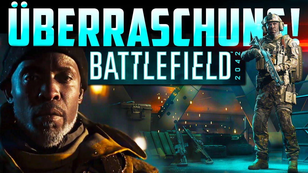 Die BATTLEFIELD 2042 Gameplay Überraschung - Irish aus Battlefield 4