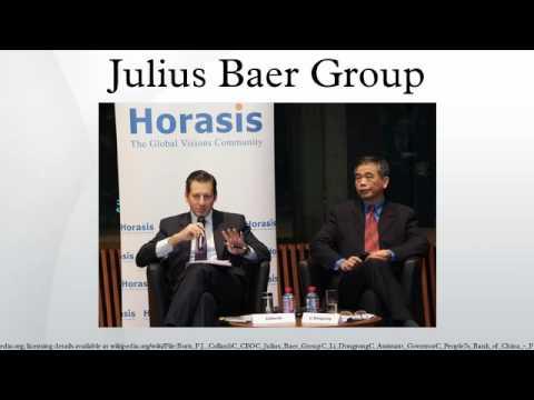 Julius Baer Group