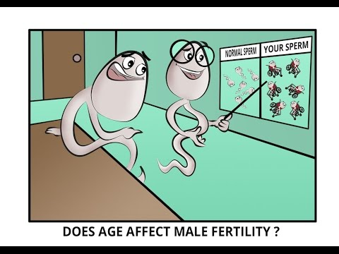 Does Age Affect Male Fertility? | #spermbanter | Dr Fertility