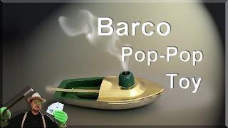 Juguete Antiguo: El barco Pop-Pop (Old Toy: Pop Pop Boat)