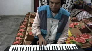 aaye ho meri zindagi mein tum bahar bankay play with yamaha psr e 453