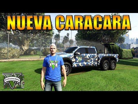 NUEVO Caracara + Promociones + Nuevo Ataque al Objetivo GTA V Online
