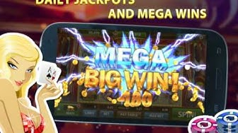 SLOT MACHINES BY IGG   Promo Video