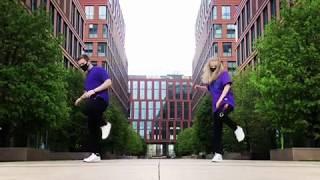 Шафл! Круто станцевали! 🔥 Shuffle Dance & CuttingShapes 🔥 Hardstyle