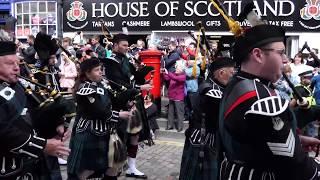 Armed Forces Day 2017 - Edinburgh - [4K/UHD] thumbnail