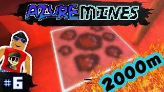 azure mine EP. 6: I 2000m FINALE!! | Roblox
