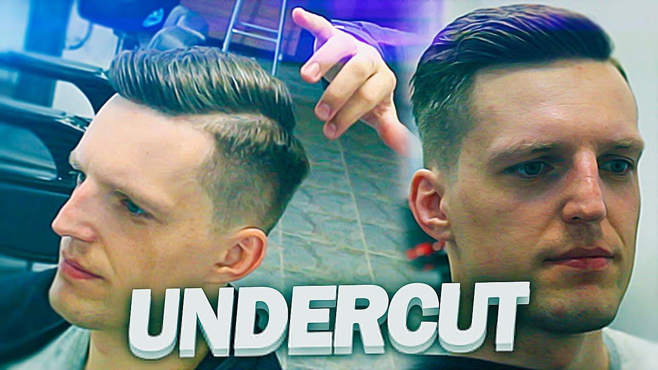 Men Undercut Hairstyle | Men Undercut Hairstyle Disconnected Undercut Undercut For