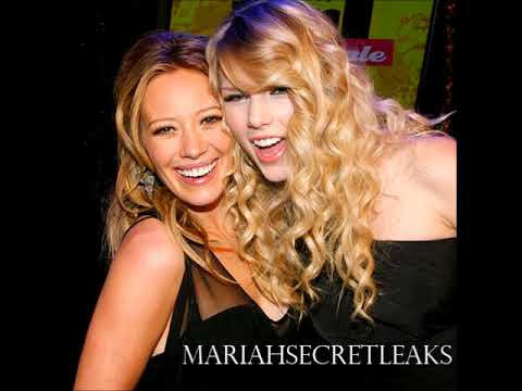 Taylor Swift 'Getaway Car' Sampled Hilary Duff Song 'Breathe In Breathe Out'